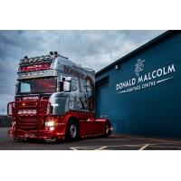 "Malcolm ""Braveheart"" Scania Longline"