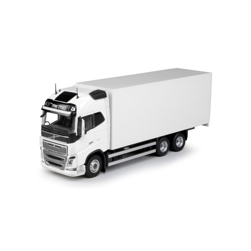 Volvo FH04 Globetrotter XL Rigid Box Truck