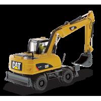 CAT M316D Wheeled Excavator