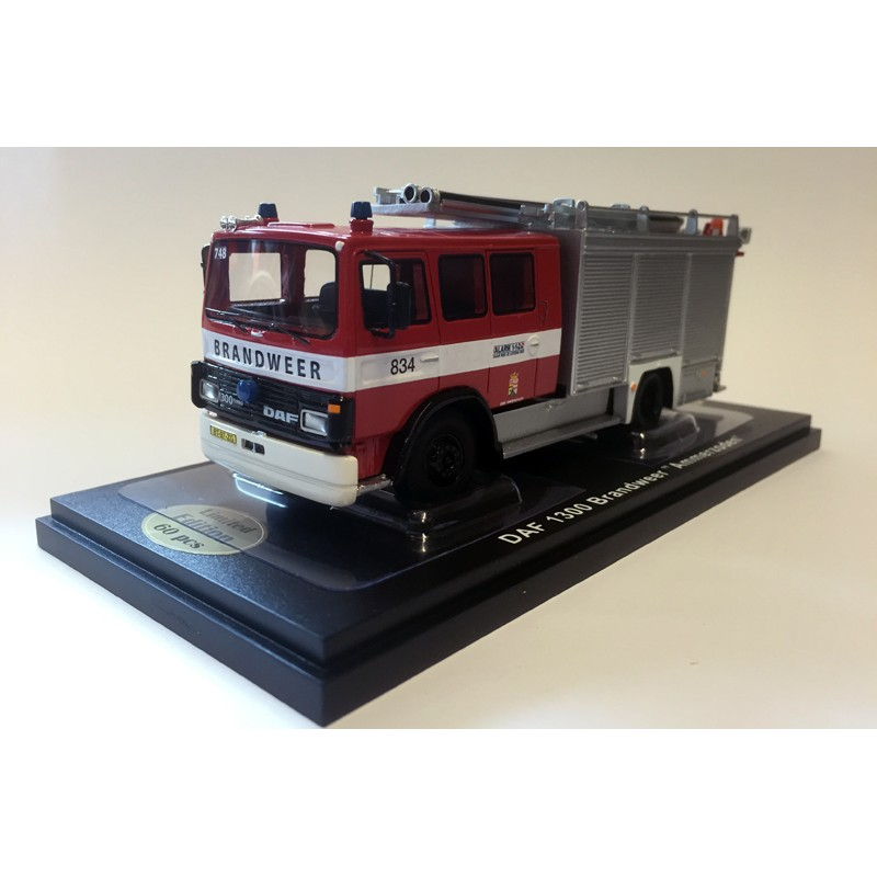 DAF 1300 Fire Department
