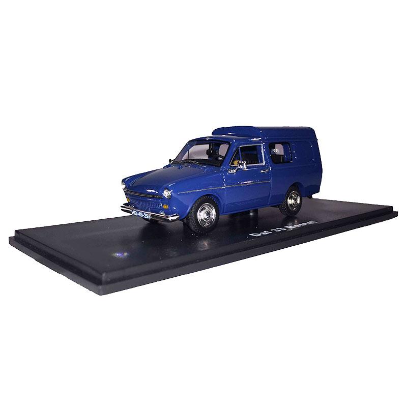 DAF 33 Van/Combi Blue