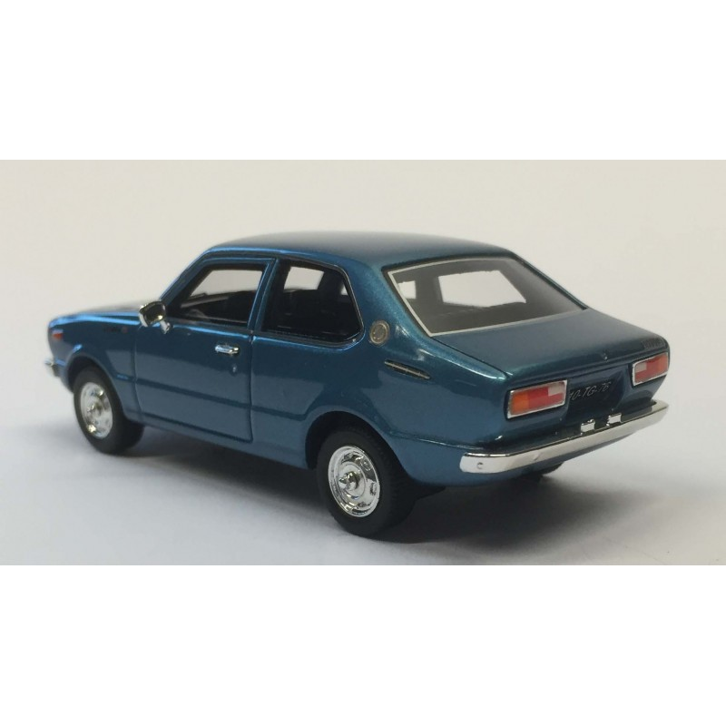 Toyota Corolla Coupe Blue