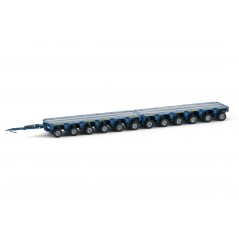 Sarens 2x6 axle K25 + drawbar