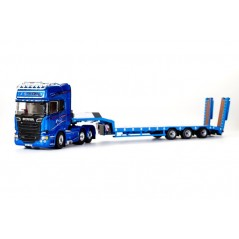 J&G Riddell Scania Bluestream