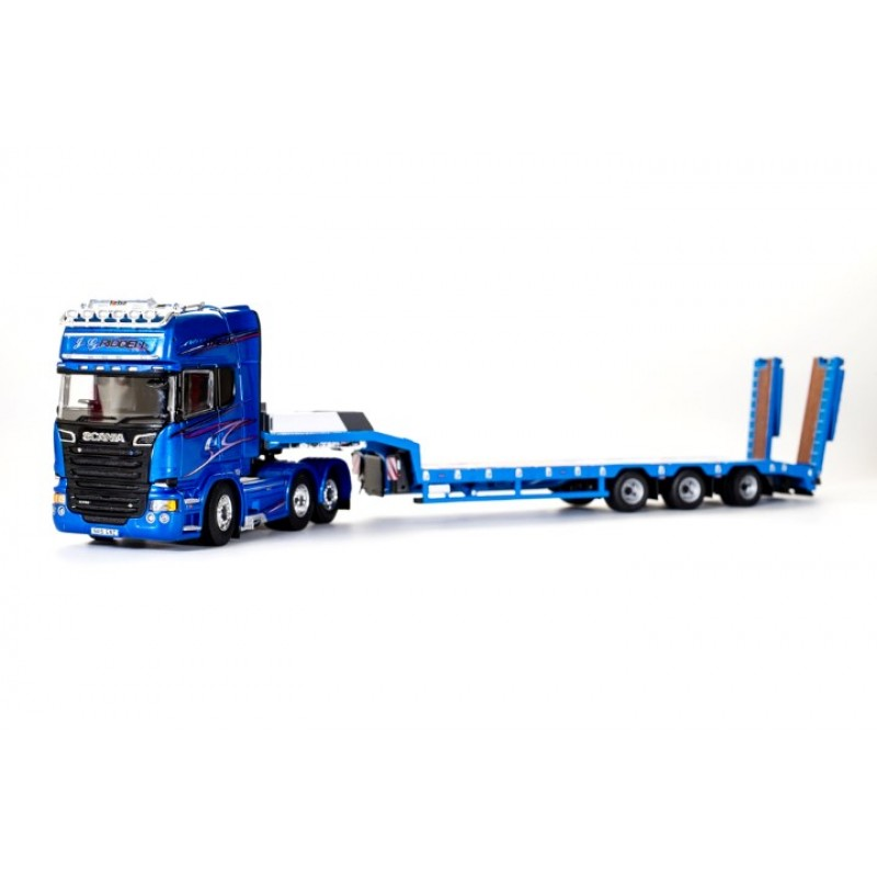 J&G Riddell Scania Bluestream