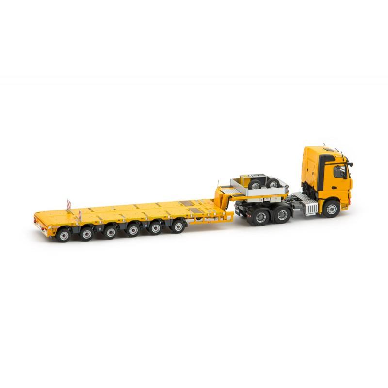 Yellow Series MB Arocs 6x4 MCO-PX 6 axle