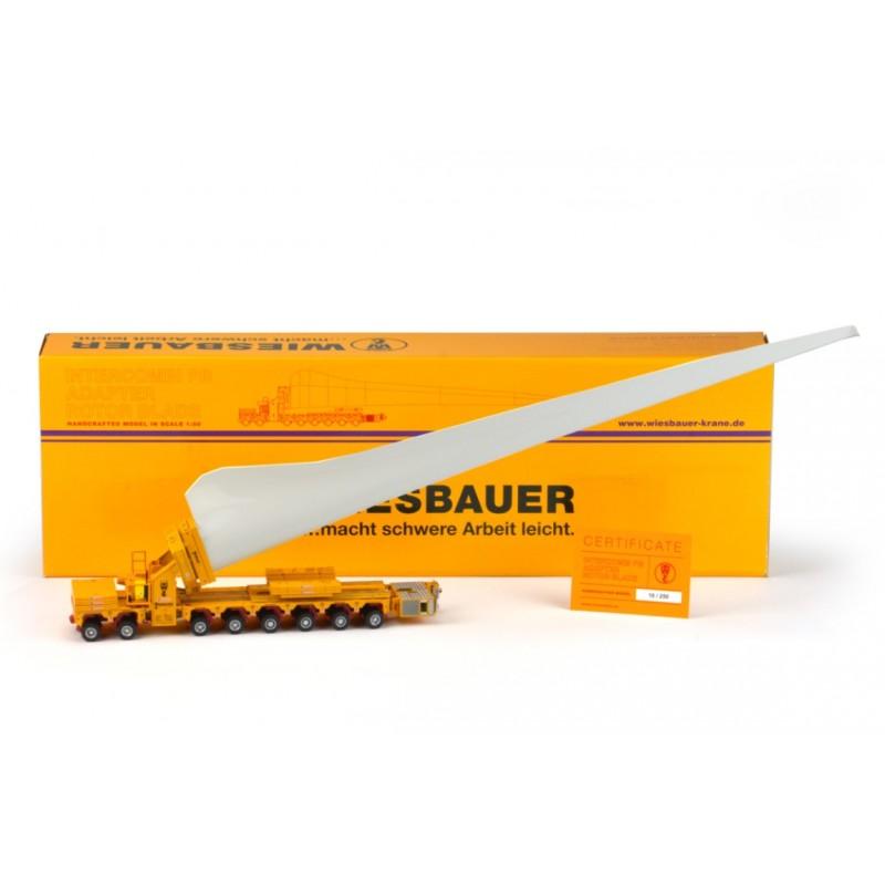 Wiesbauer Scheuerle Intercombi Wing Carrier