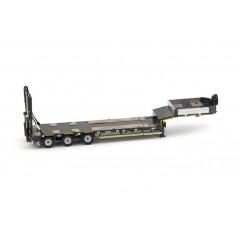 Premium Series Goldhofer 3 axle semi low loader