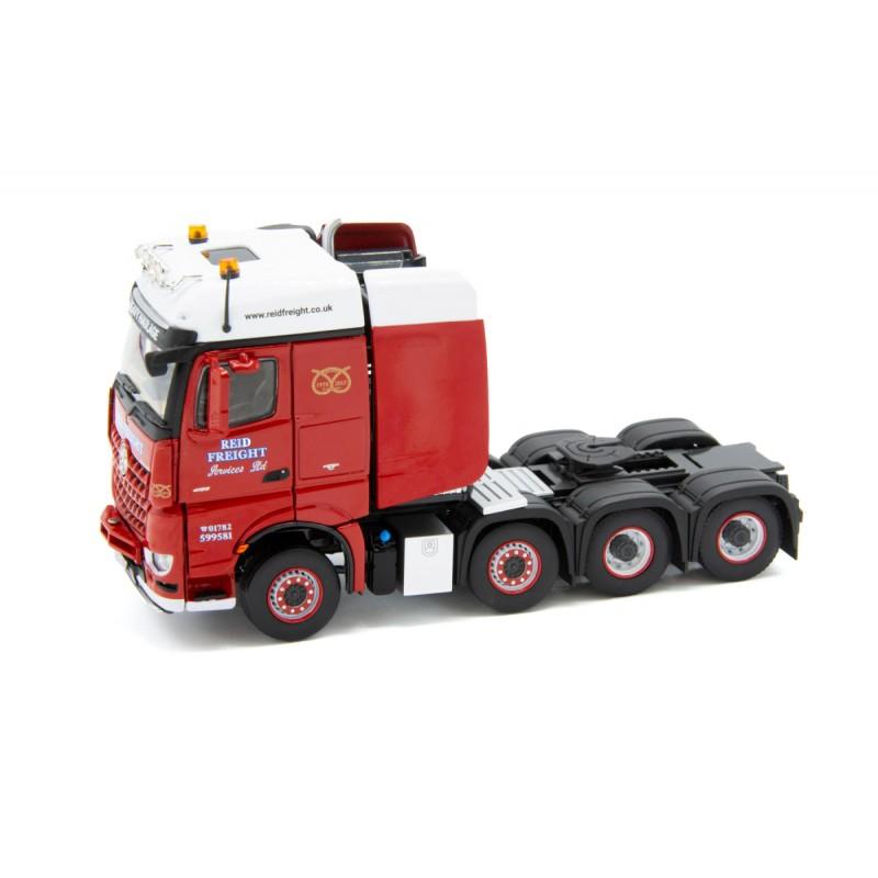 Reid Freight Mercedes-Benz Arocs 8X4