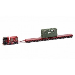 Mammoet truck + K25 18x + PPU + Trafo