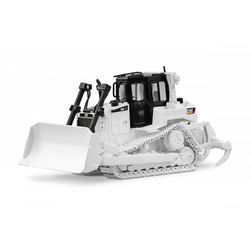 CAT D6R Dozer White Edition