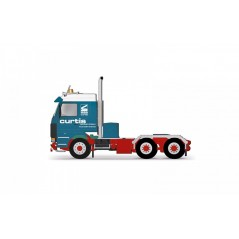 Sarens Curtis Scania R143