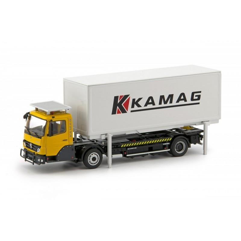 KAMAG Wiesel yellow
