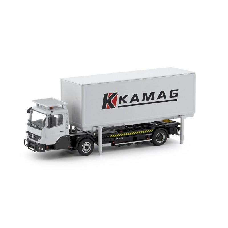 KAMAG Wiesel white