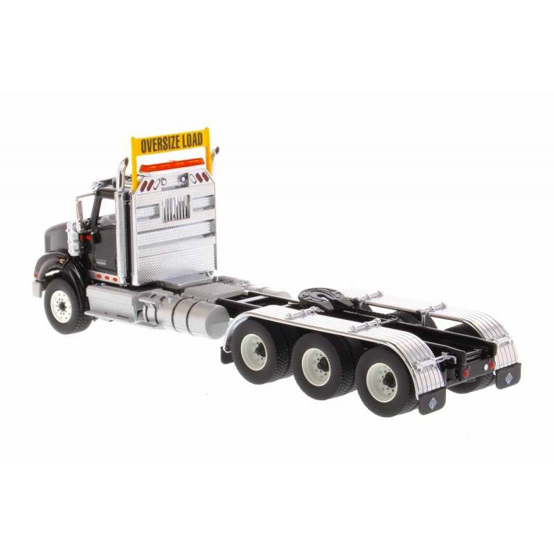 International Hx620 Tridem Tractor Metallic Black