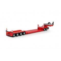 L.B. Low loader 2+4 red