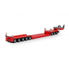 L.B. Low loader 3+5 red