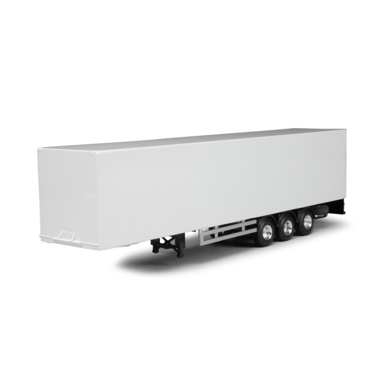L.B. box semitrailer