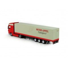 Peter Appel 1:87 DAF XF Euro 6 With Reefer Trailer