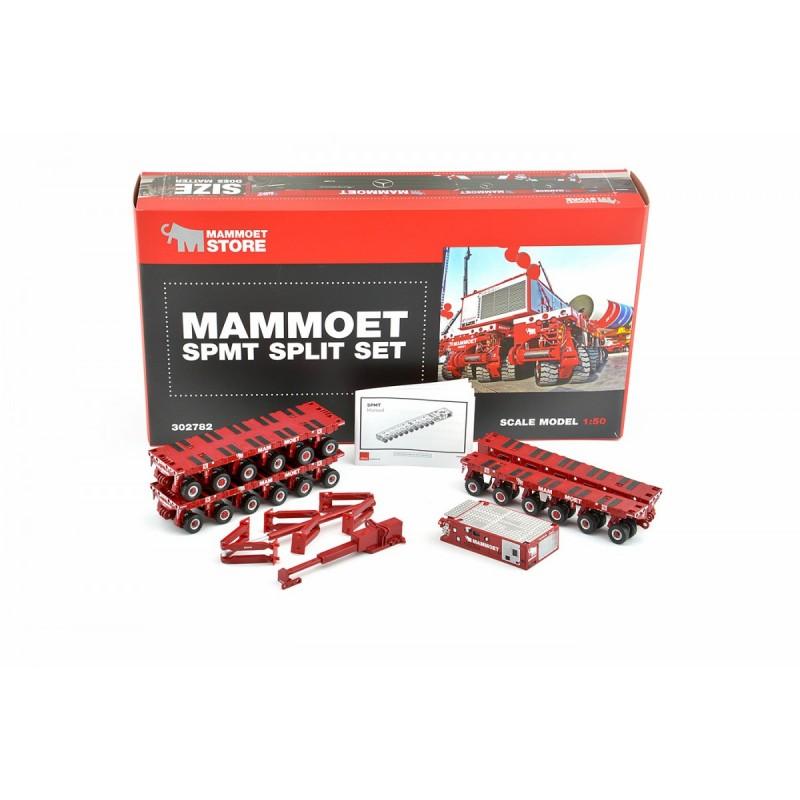 Mammoet Spmt Converter Exchange Project