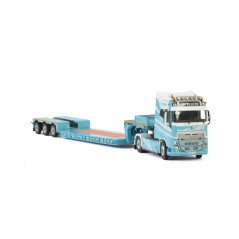 Cepelludo Euro-Px 3-Axle With Volvo FH4 Globetrotter