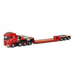 Nooteboom Euro-Px 0+3 + Scania 8X4