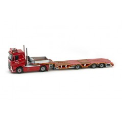 Nooteboom Red Line Volvo Fh04 Flat Roof 4X2 Nooteboom Osds44-03 Web