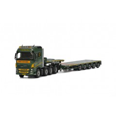Jan Kees Boer Multi-Px 5-Axle With Volvo Fh4 Globetrotter