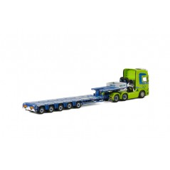 Nordic Crane - Multi-Px 5 Axle With Scania R Streamline Topline