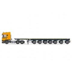 Boekestijn 7-Axle Ballasttrailer With Scania R-Streamline Highline 6X4