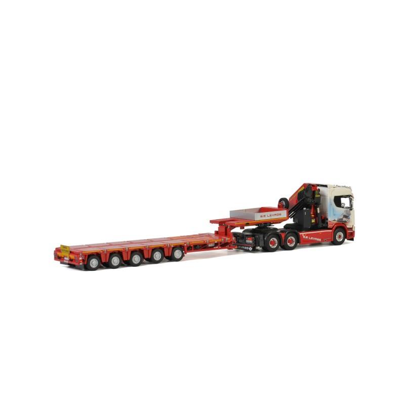 S.E. Levage- Mco-Px 5-Axle & Scania R 6X4 & Palfinger