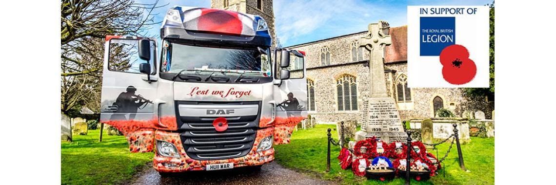Poppy Truck