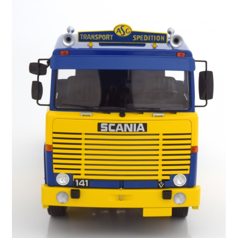 Road Kings 1:18 Truck Models ASG Scania LB141 6 x 2
