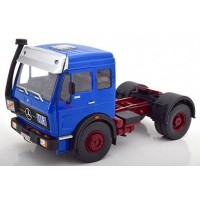 Mercedes Ng 1973 Blue 1:18 Scale