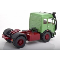 Mercedes Ng 1973 Light Green 1:18 Scale