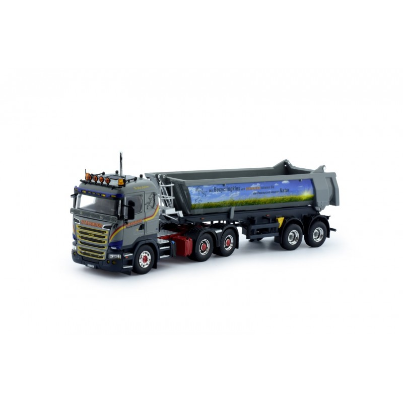 Steinauer Scania R-Series With Tipping Trailer