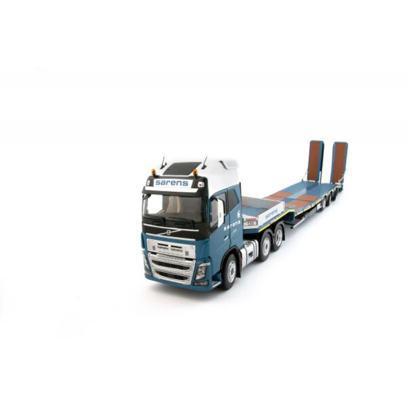 Sarens Volvo With Lowloader 3-Axle 1:32
