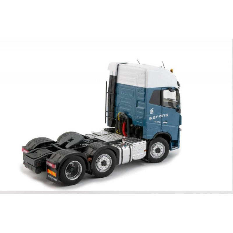 Sarens Volvo With Lowloader 3-Axle 1:32
