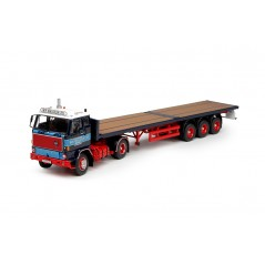 WH Malcolm Volvo F88 with Classic Flatbed Trailer **B-CHOICE**