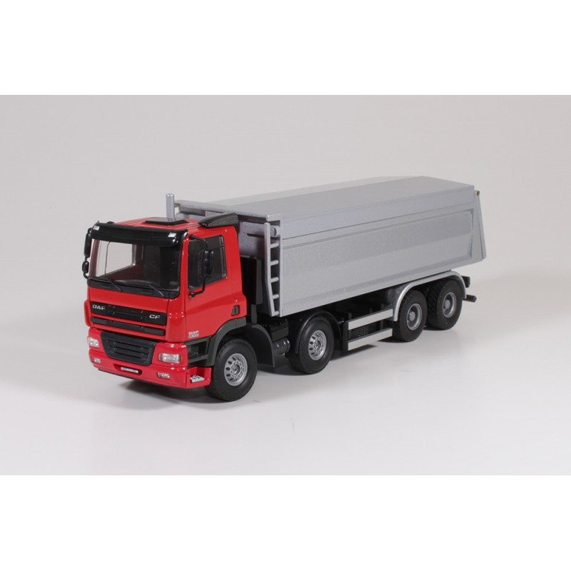 DAF CF85 Hyva Rigid Tipper (Red)