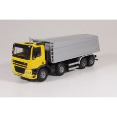 DAF CF85 Hyva Rigid Tipper (Yellow)