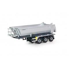 3-axle Meiller Bulk Tipper (Silver)