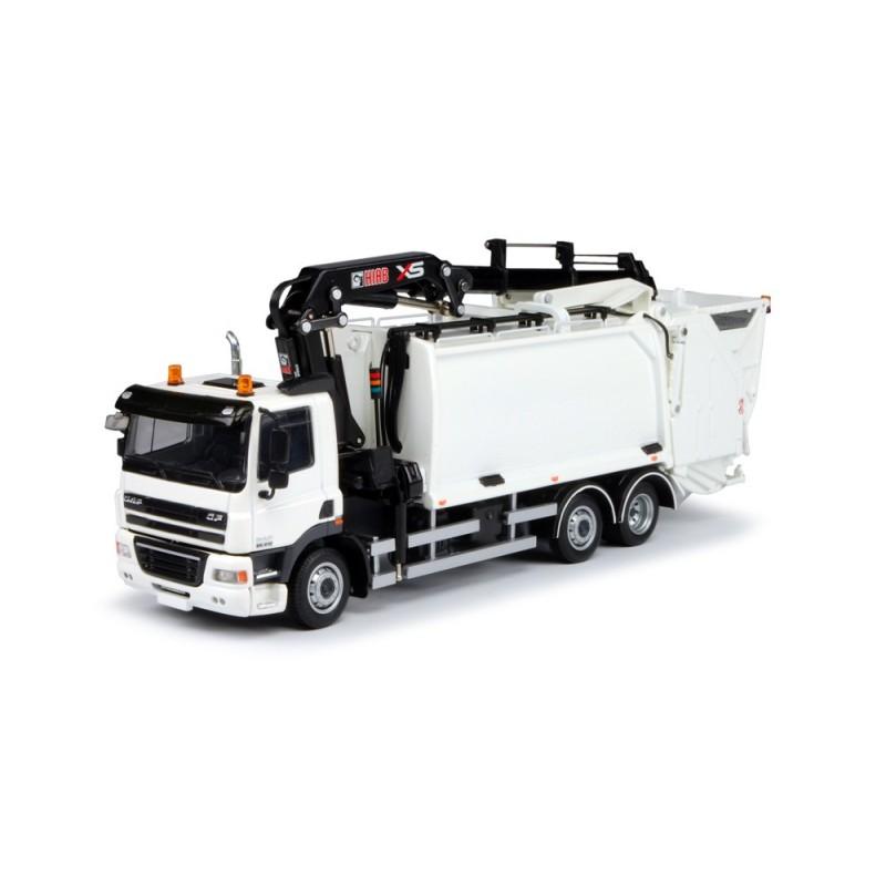 DAF CF85 Refuse Truck with Crane