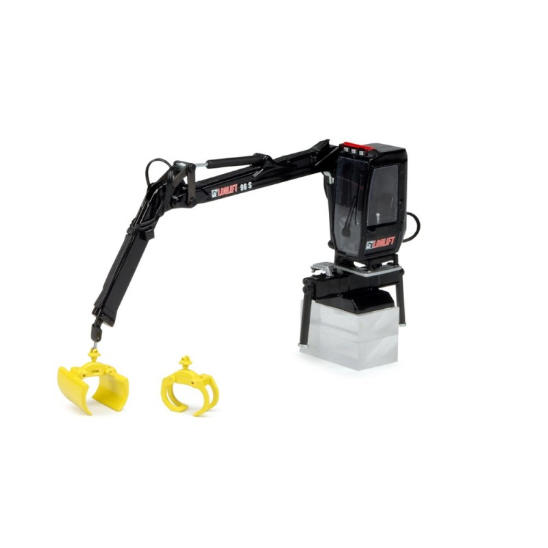 HIAB Log Crane - Black