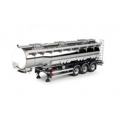 3-axle Gooseneck Chrome Tanker