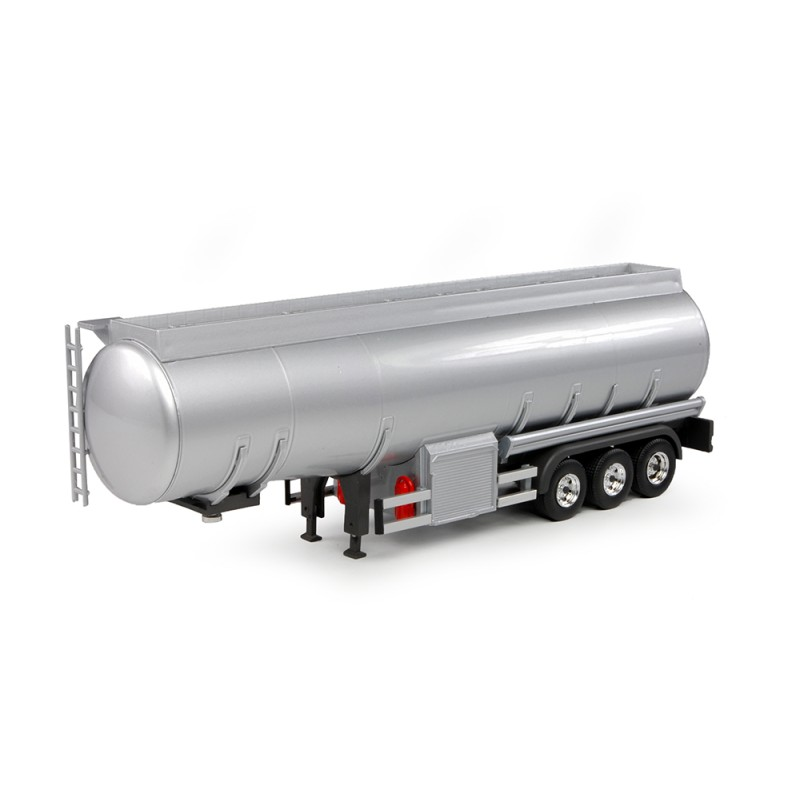 3-axle Fuel Tanker