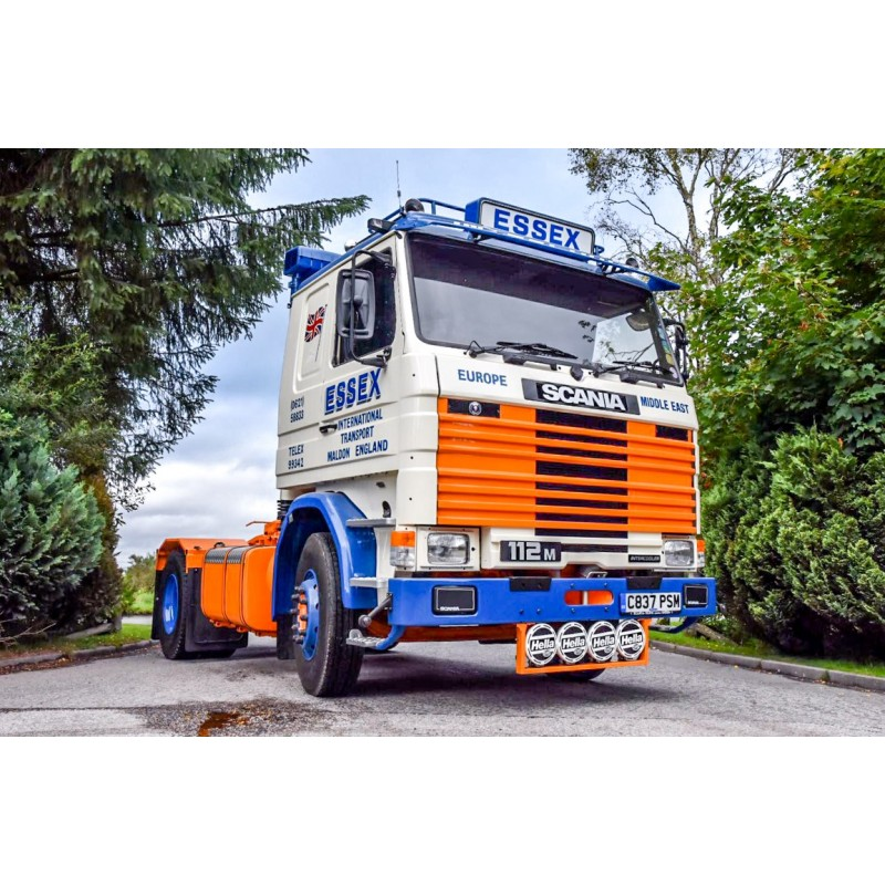 Essex International Scania