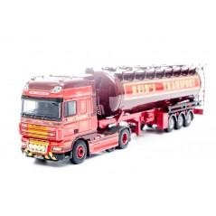 Reids DAF XF105 Bulk Tanker