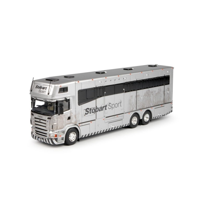 Stobart Sport Scania P-Series Oakley Horsebox