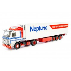 Neptune Seafoods Scania 142 with Fridge Trailer **B-CHOICE**